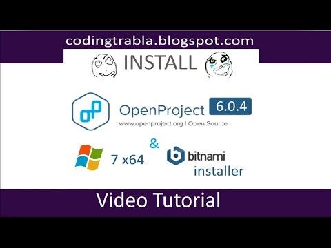 Install OpenProject 6 0 4 ( Redmine fork ) on Windows 7 via Bitnami  installer byAO
