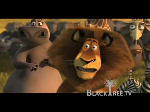 Sherri Shepherd Rocks In Madagascar 2 Escape 2 Africa Youtube