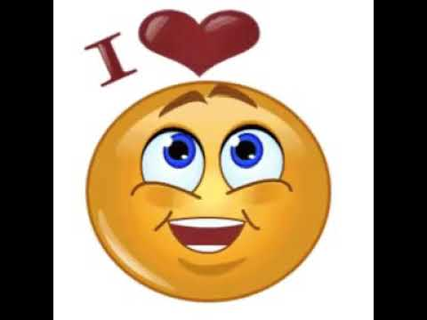 I Love You Emoji Animated Gif Youtube