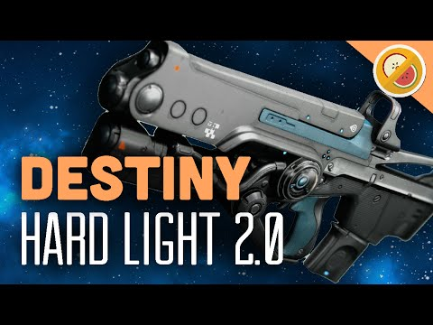 DESTINY New Hard Light Patch 2.0 Review Hype (Funny Moments)