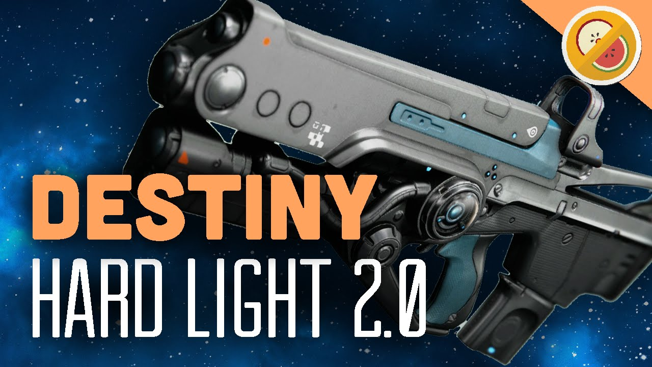 Destiny 2 Hard Light New Patch 0 Review Hype Funny