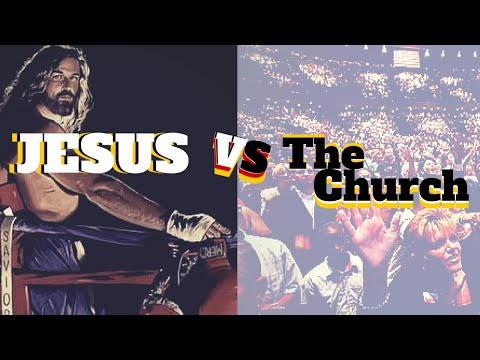 JESUS vs The CHURCH : Atheism, Christianity, Myth and Proof
