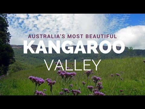 Kangaroo Valley NSW - kangaroo-valley