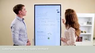 Samsung Flip | Intuicyjna obsługa