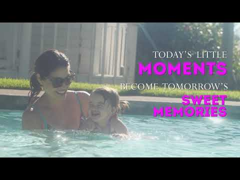 Don't Miss Out on Today's Little Moments, Pool & Spa Depot