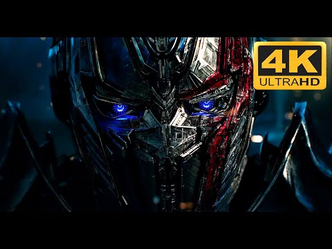 Transformers 5 Optimus Nemesis Prime Ye Dönüşüyor | 4K ULTRA HD