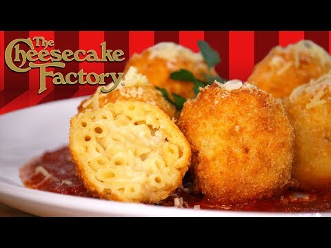 Cheesecake Factory Fried Mac & Cheese - Recipe Hack