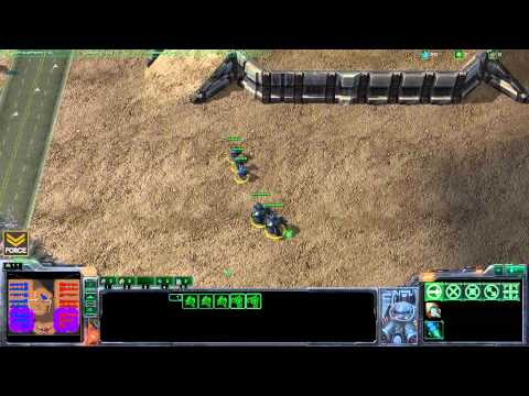 StarCraft 2 - Like A Boss: Shoot and Scoot (Marine Marauder Micro) - Strategy