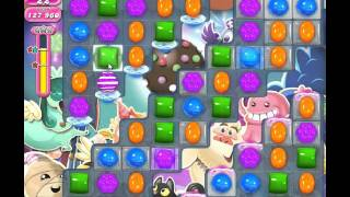 Candy crush saga level 1414 No booster, 3 Stars