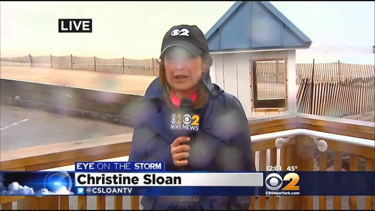 Heavy Rain Soaks New York as Nor'easter Pounds the Region