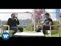 Capture de la vidéo #warnersquad - James Blunt Interviewed By Nek