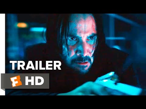 Ballard - John Wick Chapter 3 Trailer!
