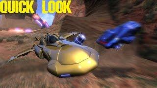 Fatal Inertia EX - Quick Look (PS3)