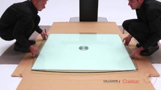 Calligaris Cosmic Table Cs4055 Vo 140 Assembly Instructions Video