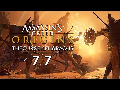 """RAMSES' SCHADUW!"" - Let's Play Assassin's Creed™: Origins #77 - The Curse of the Pharaohs ~ NL"
