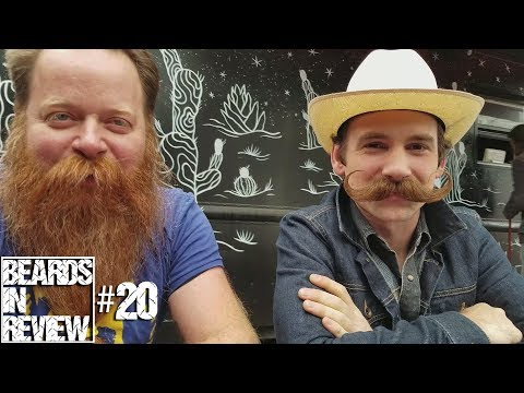 Interview with Bryan Nelson & Jackie Ellison, Come & Shave it #12, Bearded Bros Energy Bars
