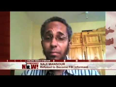 On Secret Tape, FBI Threatens American Muslim Refusing To Be Informant