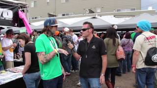 Farmer John took a min to talk to Advanced Nutrients about Cannabis Cup Denver 2013