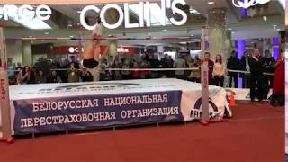 Мария Ласицкене - 2.00м на рождественском турнире по прыжкам в высоту 2018 года