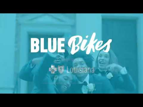 Blue Bikes - New Orleans Bike Share