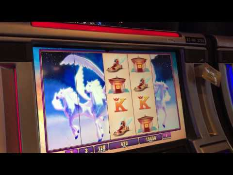 Bonus on Pegasus WMS at Horseshoe Tunica