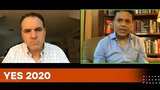 Дискуссии политиков, бизнесменов и интеллектуалов - YES 2020 в онлайне