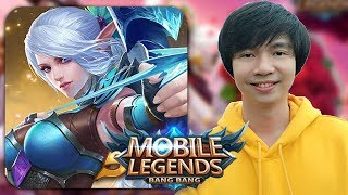 🔴 Solo Push Rank - Mobile Legends - Meot Live Stream
