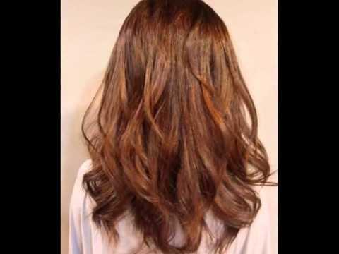 @髮型達人技術團隊@女生髮型染髮篇 - YouTube