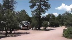 PAYSON CAMPGROUND AND RV RESORT Payson Arizona