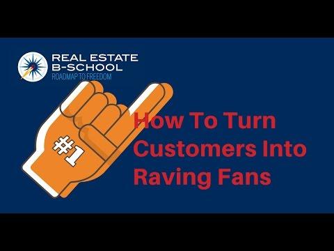 The 3 Secrets Of Raving Fans Customer Service