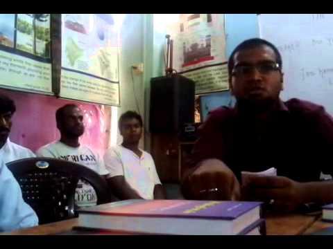 Tamil Islam Convert கோபிநாத் (எ) யுசுப் இஸ்லாம் Way to Paradise Class