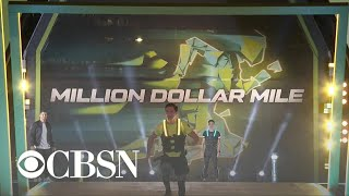"""New high-stakes reality show """"Million Dollar Mile"""" on CBS"""