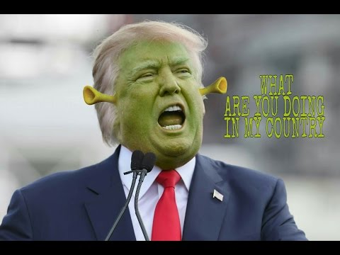 Somebody once told Trump