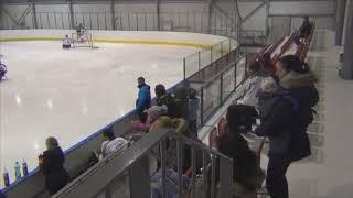 HC Sparta Praha sledge hokej vs Sharks Karlovy Vary