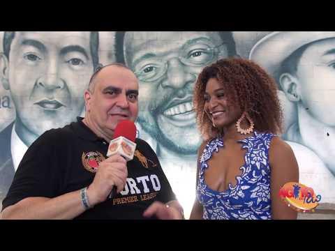 VILA ISABEL E RAINHA DO CARNAVAL 2018