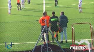 Serie D Girone D Castelvetro-Villabiagio 0-1