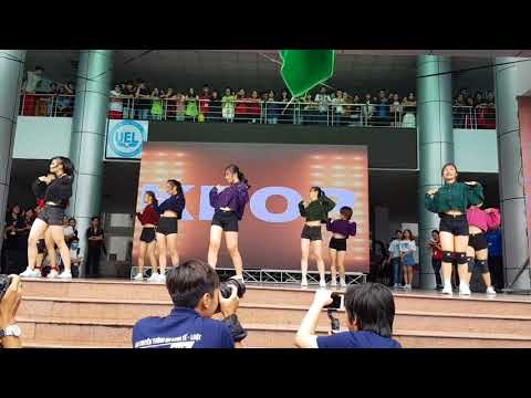 VNB K-Pop Dance UEL's Day (5/11/2017)