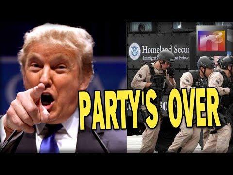 Illegal Aliens SCRAMBLING as Trump Plots 'BIGGEST' Roundup in American History