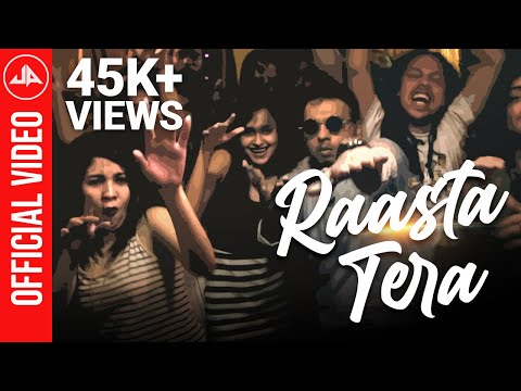 Underground Authority - Raasta Tera ft. Nikhita Gandhi(Official Music Video)| Indian Rap