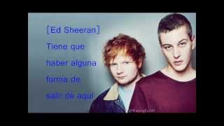 Devlin - Watchtower Ft. Ed Sheeran (Subtitulada al Español).