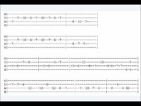 Guitar national anthem guitar tabs : GUITAR TAB: America Anthem United States National TAB - YouTube