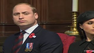 Prince William, Harry and Meghan Markle Get Really Awkward (Anzac 2018)