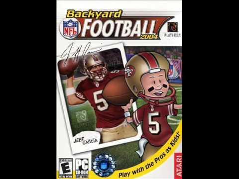 Backyard Football 2004 Music: Pro Theme