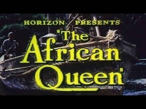 THE AFRICAN QUEEN: LUX RADIO THEATER - HUMPHREY BOGART & GREER GARSON