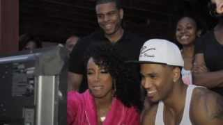 "Behind the Scenes: Trey Songz ""Heart Attack"" Video Shoot"