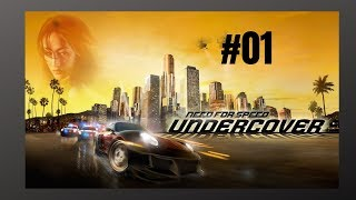 UJELI JSME POLICII !! | Need For Speed Undercover #01