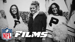 The Packers Original Green & Golden Girl   NFL Films Presents