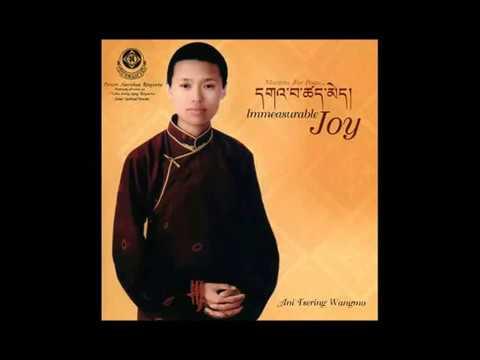 Tibetan mantra - Immeasurable Joy - Ani Tsering Wangmo