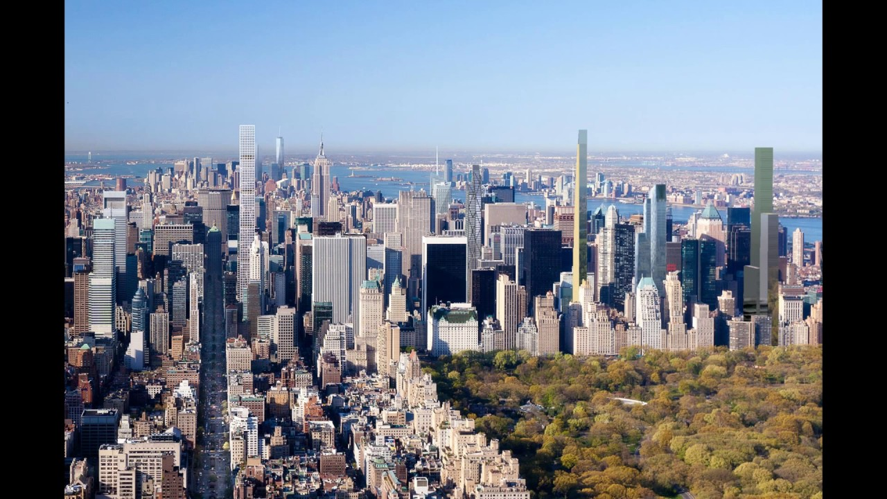 Tallest Buildings In New York