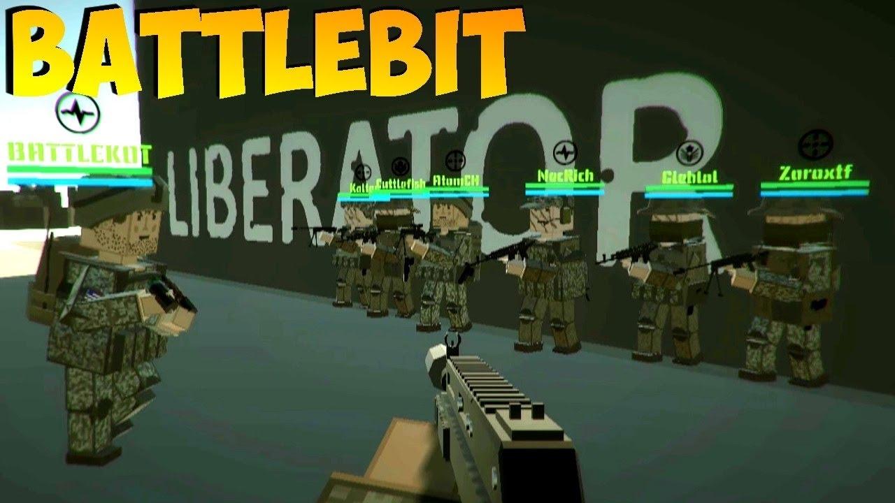 Battlebit Discord battlebit ! = unturned + squad (review)